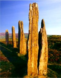 Ring of Brodgar, stone circle in Orkney