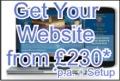 Get Your Desktop & Mobile Website From £230 p.a. + Setup